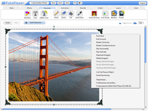 FotoFlexer Screenshot