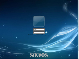 SilveOS Screenshot