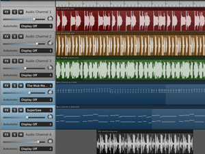 Soundation Studio Screenshot