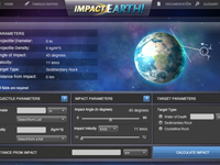 Impact: Earth! Screenshot