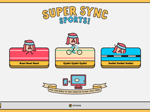 Chrome Super Sync Sports Screenshot