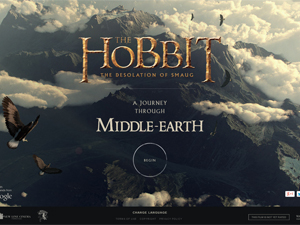 Journey Through Middle-earth Screenshot