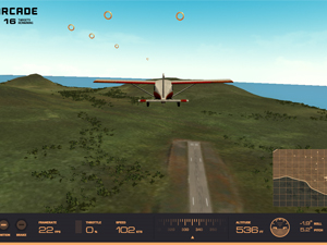 Flight Arcade Screenshot