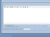 SpellCheckPlus Screenshot
