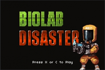 Biolab Disaster Скриншот