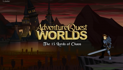 AdventureQuest Worlds Скриншот