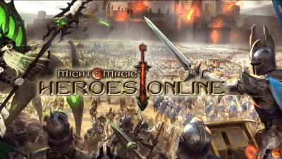 Might & Magic Heroes Online Скриншот