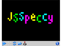 JSSpeccy Screenshot