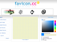 Favicon Generator Screenshot